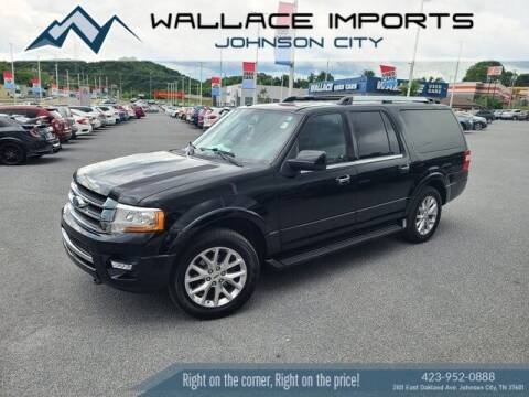 2017 Ford Expedition EL for sale at WALLACE IMPORTS OF JOHNSON CITY in Johnson City TN