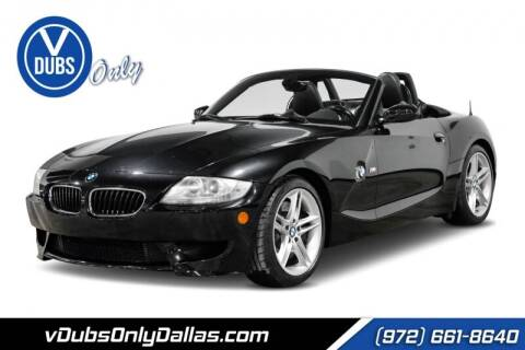 2006 BMW Z4 M for sale at VDUBS ONLY in Dallas TX
