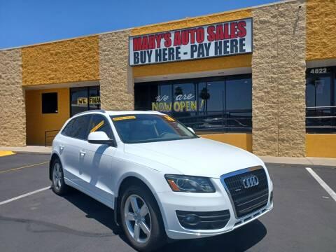 2010 Audi Q5 for sale at Marys Auto Sales in Phoenix AZ