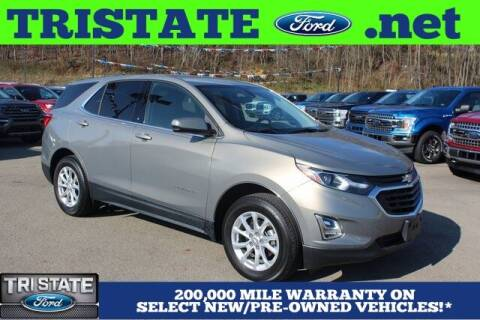 2018 Chevrolet Equinox for sale at Tri State Ford in East Liverpool OH