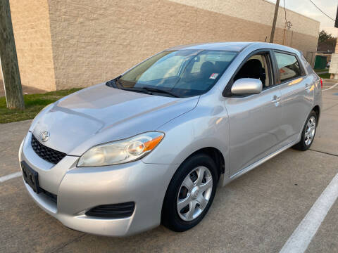 2010 Toyota Matrix for sale at Houston Auto Gallery in Katy TX
