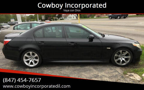 2004 BMW 5 Series for sale at Cowboy Incorporated in Waukegan IL