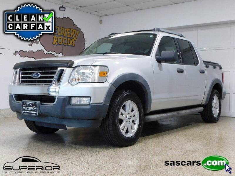 2010 Ford Explorer Sport Trac for sale in Hamburg, NY