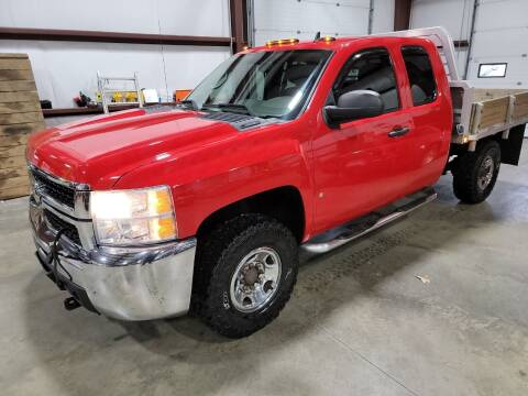 2007 Chevrolet Silverado 2500HD for sale at Hometown Automotive Service & Sales in Holliston MA