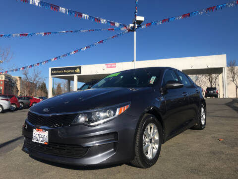 2018 Kia Optima for sale at Autos Wholesale in Hayward CA