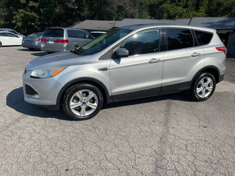2014 Ford Escape for sale at Adairsville Auto Mart in Plainville GA