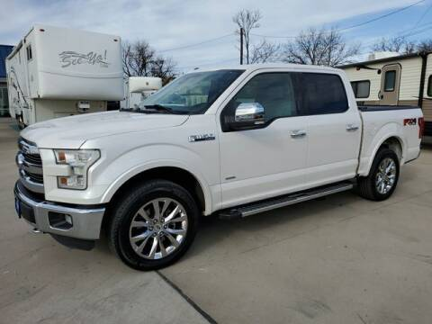 2016 Ford F-150 for sale at Kell Auto Sales, Inc - Grace Street in Wichita Falls TX