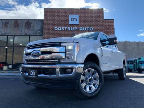 2019 Ford F-350 Super Duty for sale at Dastrup Auto in Lindon UT