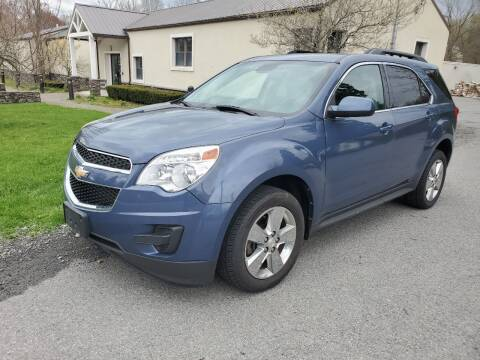 2012 Chevrolet Equinox for sale at Wallet Wise Wheels in Montgomery NY