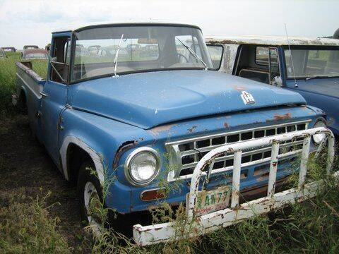 1965 International Pickup for sale at Classic Car Deals in Cadillac MI