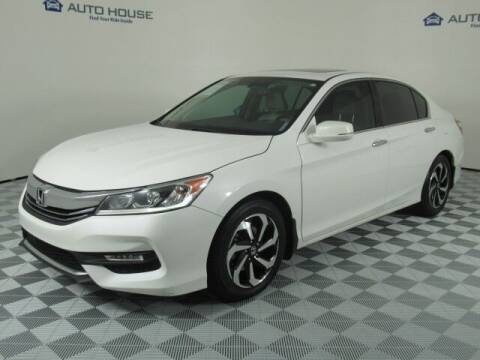 2016 Honda Accord for sale at Autos by Jeff Tempe in Tempe AZ