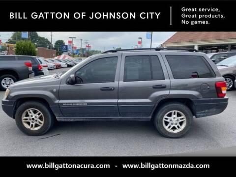 2004 Jeep Grand Cherokee for sale at Bill Gatton Used Cars - BILL GATTON ACURA MAZDA in Johnson City TN