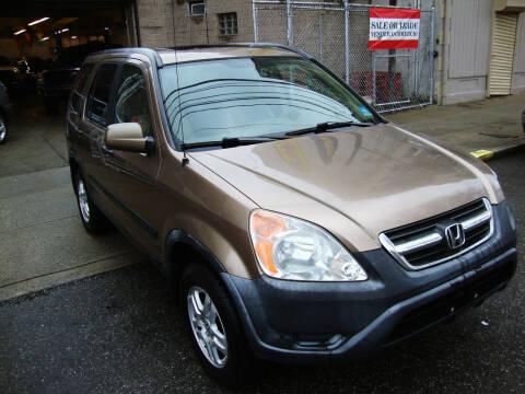 2002 Honda CR-V for sale at Discount Auto Sales in Passaic NJ