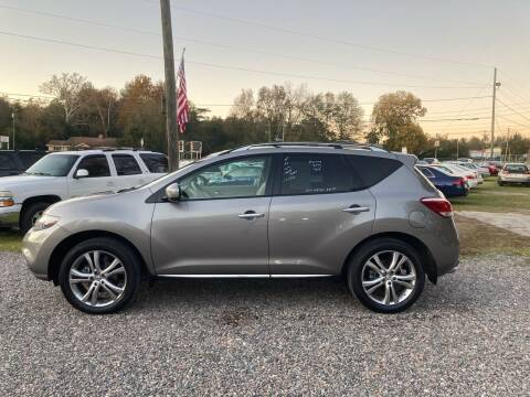 2011 Nissan Murano for sale at Joye & Company INC, in Augusta GA