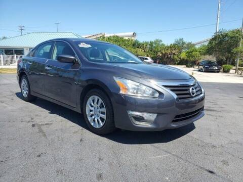 2013 Nissan Altima for sale at Select Autos Inc in Fort Pierce FL