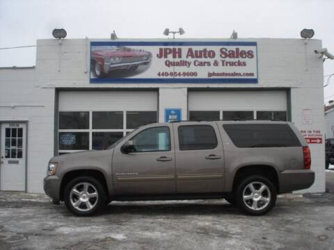 2013 Chevrolet Suburban for sale at JPH Auto Sales in Eastlake OH