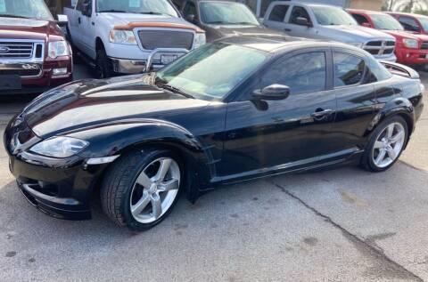 2008 Mazda RX-8 for sale at Donada  Group Inc in Arleta CA