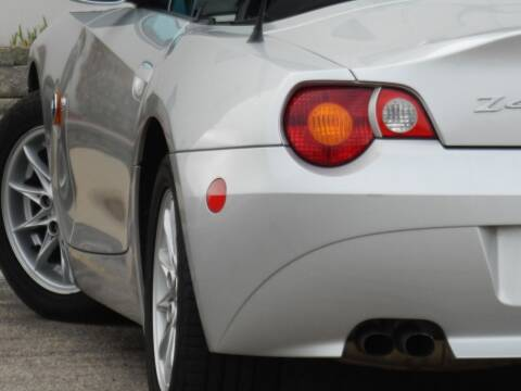 2003 BMW Z4 for sale at Moto Zone Inc in Melrose Park IL