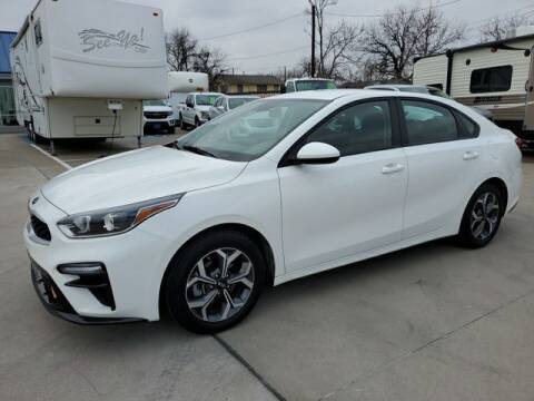 2020 Kia Forte for sale at Kell Auto Sales, Inc - Grace Street in Wichita Falls TX