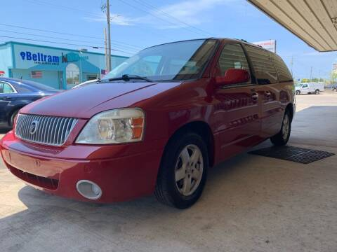2004 Mercury Monterey for sale at Eastside Auto Brokers LLC in Fort Myers FL
