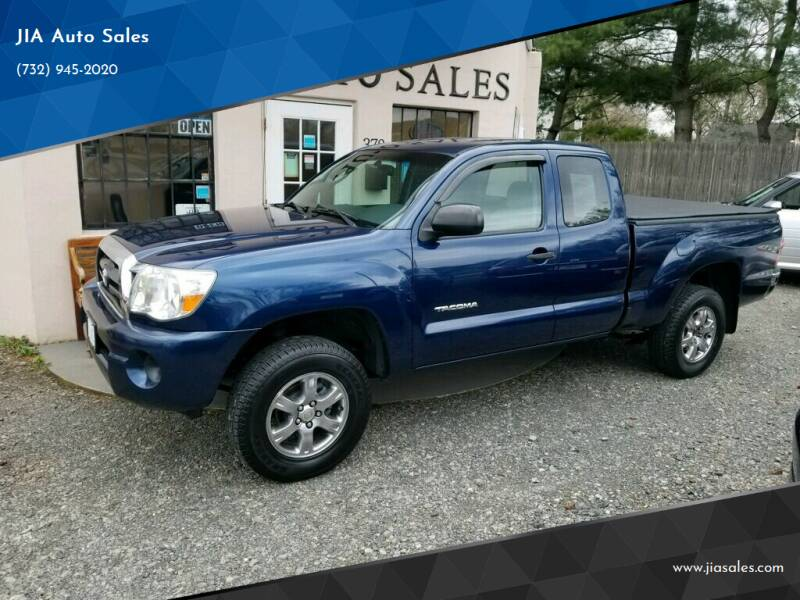 2008 Toyota Tacoma for sale at JIA Auto Sales in Port Monmouth NJ