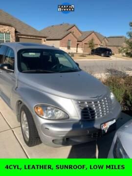2004 Chrysler PT Cruiser for sale at Nissan of Boerne in Boerne TX