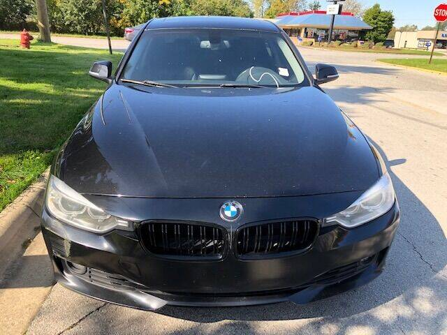 2012 BMW 3 Series for sale at NORTH CHICAGO MOTORS INC in North Chicago IL