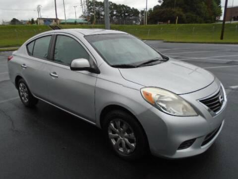 2012 Nissan Versa for sale at Atlanta Auto Max in Norcross GA