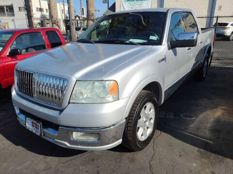 2006 Lincoln Mark LT for sale at ANYTIME 2BUY AUTO LLC in Oceanside CA