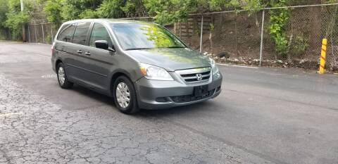 2007 Honda Odyssey for sale at U.S. Auto Group in Chicago IL