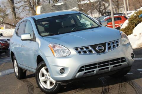 2013 Nissan Rogue for sale at Dynamics Auto Sale in Highland IN