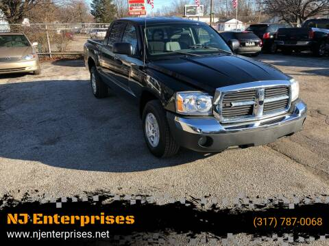 2005 Dodge Dakota for sale at NJ Enterprises in Indianapolis IN