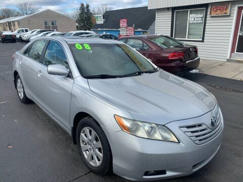 2008 Toyota Camry for sale at OZ BROTHERS AUTO in Webster NY