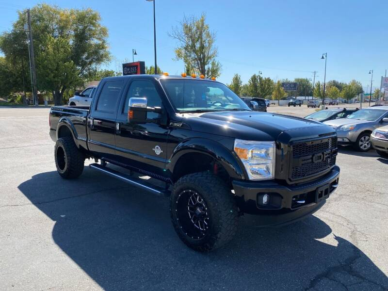 2016 Ford F-350 Super Duty for sale at Rides Unlimited in Nampa ID