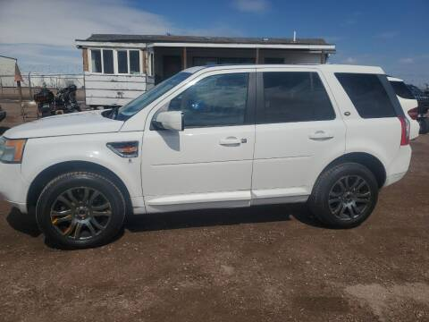 2008 Land Rover LR2 for sale at PYRAMID MOTORS - Fountain Lot in Fountain CO