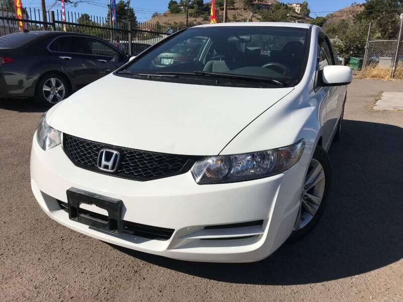 2010 Honda Civic for sale at Vtek Motorsports in El Cajon CA