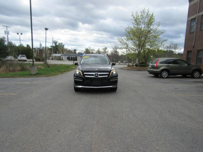 2014 Mercedes-Benz GL-Class for sale at Heritage Truck and Auto Inc. in Londonderry NH