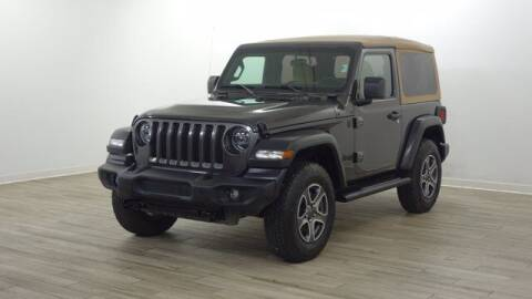 2020 Jeep Wrangler for sale at TRAVERS GMT AUTO SALES - Traver GMT Auto Sales West in O Fallon MO