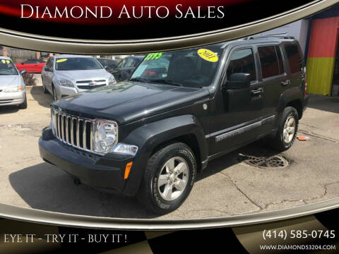 2011 Jeep Liberty for sale at Diamond Auto Sales in Milwaukee WI