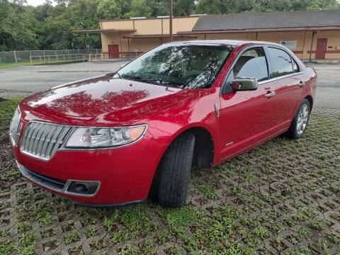 2012 Lincoln MKZ Hybrid for sale at Royal Auto Trading in Tampa FL