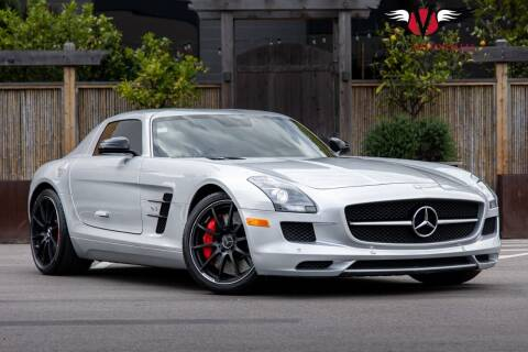2013 Mercedes-Benz SLS AMG for sale at Veloce Motorsales in San Diego CA