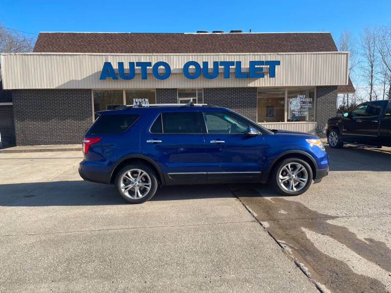 2013 Ford Explorer for sale at Truck and Auto Outlet in Excelsior Springs MO