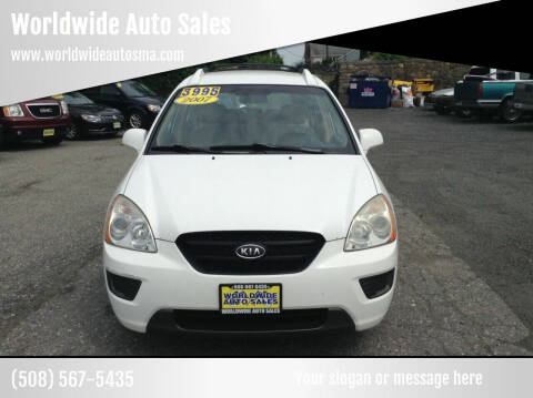 2007 Kia Rondo for sale at Worldwide Auto Sales in Fall River MA