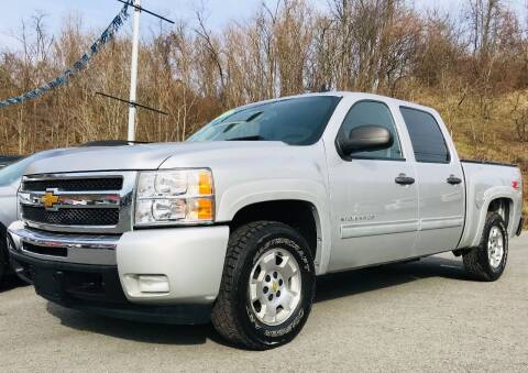 2011 Chevrolet Silverado 1500 for sale at Bailey Brand in Clarksburg WV