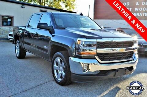 2017 Chevrolet Silverado 1500 for sale at LAKESIDE MOTORS, INC. in Sachse TX
