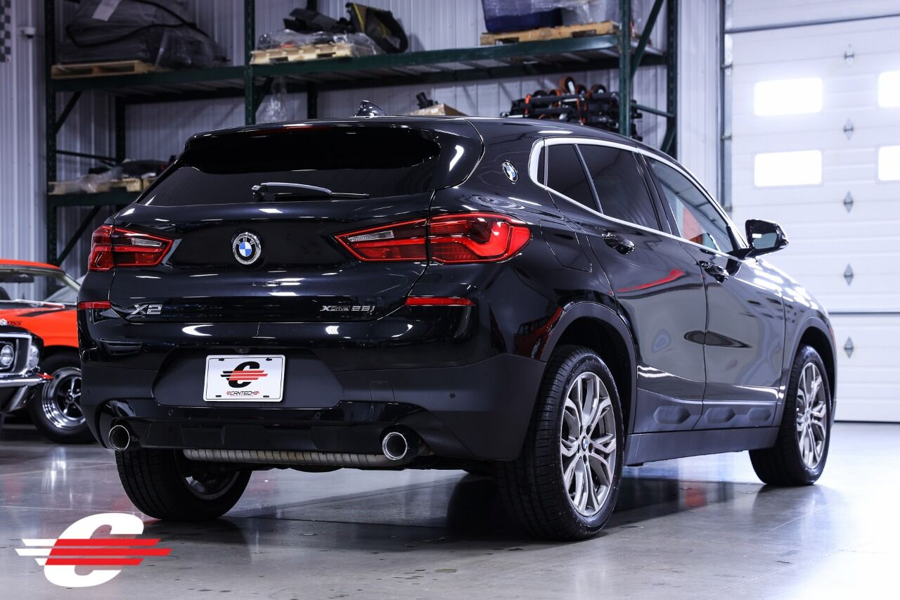 Cantech automotive: 2019 BMW X2 2.0L I4 Turbocharger SUV