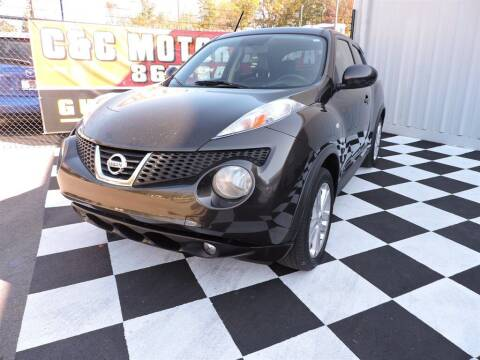 2011 Nissan JUKE for sale at C & C Motor Co. in Knoxville TN