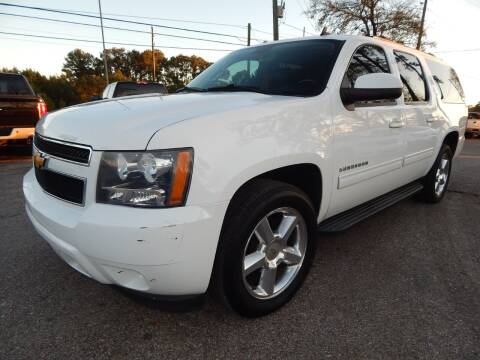 2014 Chevrolet Suburban for sale at Medford Motors Inc. in Magnolia TX