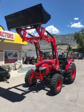 2021 Branson 5835R TRACTOR, LOADER for sale at Hobby Tractors - New Tractors in Pleasant Grove UT