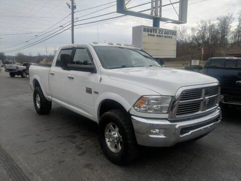 2011 RAM Ram Pickup 2500 for sale at Route 22 Autos in Zanesville OH